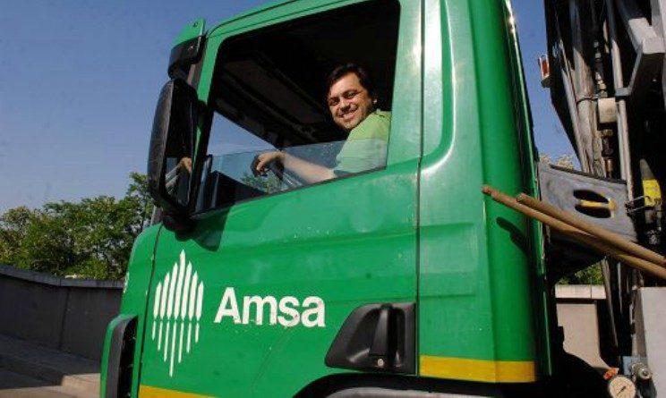 Amsa lavora con noi 2017, occasioni per operatori ecologici e autisti con licenza media