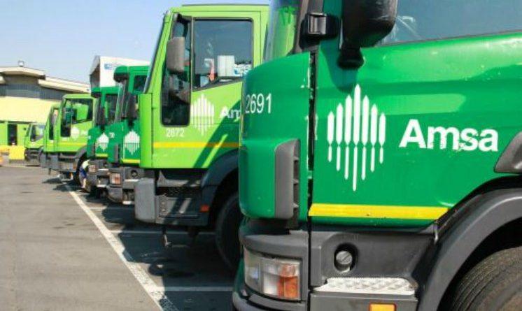 Amsa lavora con noi 2017, offerte per operatori ecologici e autisti con licenza media