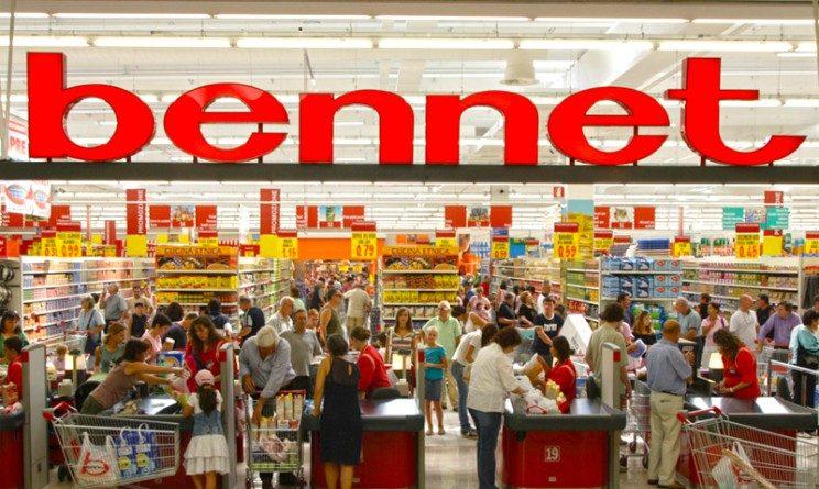 Bennet lavora con noi 2017, offerte per cassieri, commessi, addetti vendita in Italia