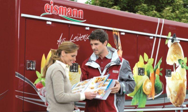 Eismann lavora con noi, selezioni per addetti consegna