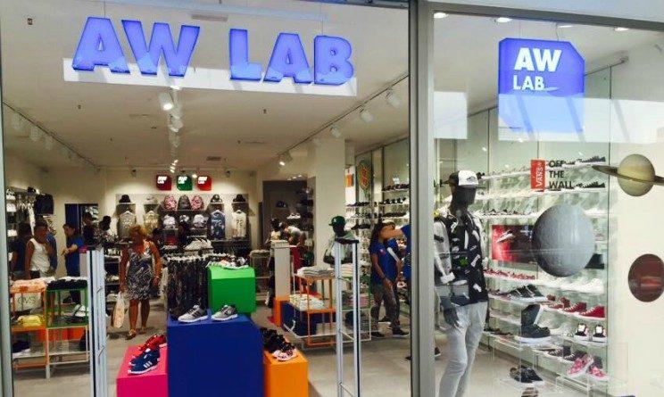 AW Lab lavora con noi 2017, offerte per commessi a Milano e a Roma
