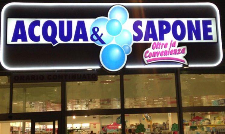 Acqua e Sapone lavora con noi 2017, offerte per addetti vendita in tutta Italia