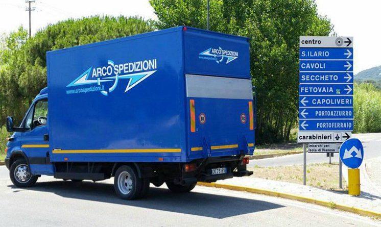 Arco spedizioni lavora con noi 2017, offerte per autisti e impiegati in varie citta