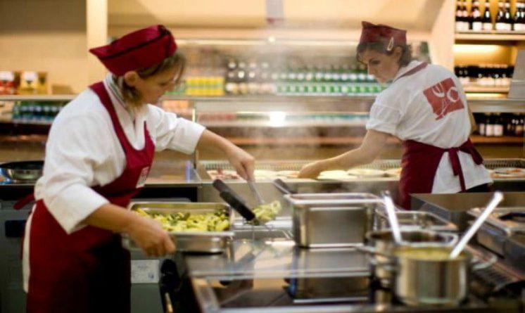 Cir food lavora con noi ottobre 2017, posizioni aperte per baristi, cuochi e camerieri