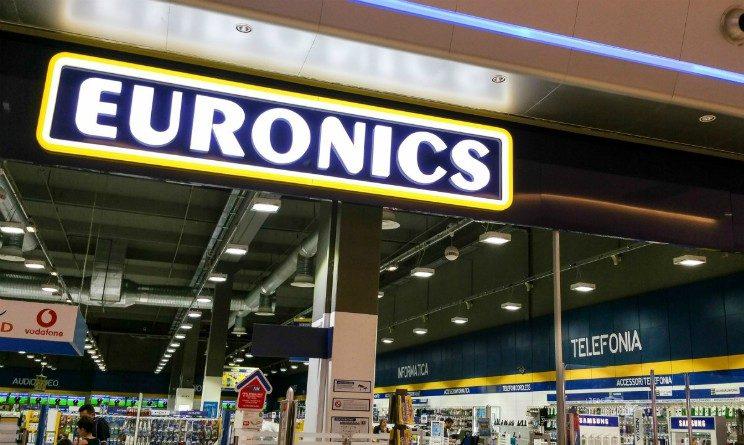 Euronics lavora con noi novembre 2017, posizioni aperte per cassieri, commessi e magazzinieri