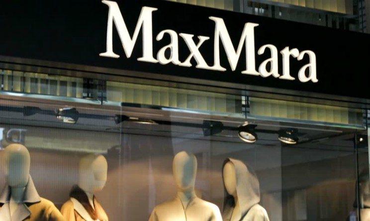 Max Mara lavora con noi 2017, posizioni aperte per addetti vendita e magazzinieri