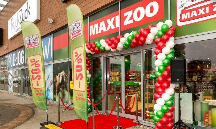 Maxi Zoo lavora con noi ottobre 2017, posizioni aperte per addetti vendita in varie citta