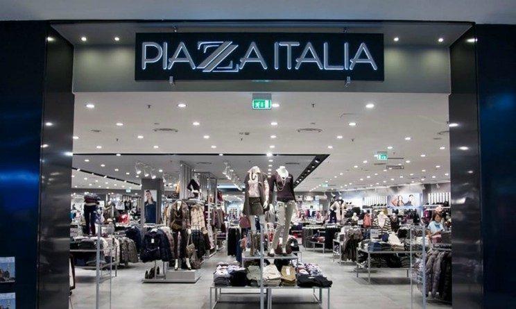 Piazza Italia lavora con noi 2017, posizioni aperte addetti vendite, magazzinieri e store manager