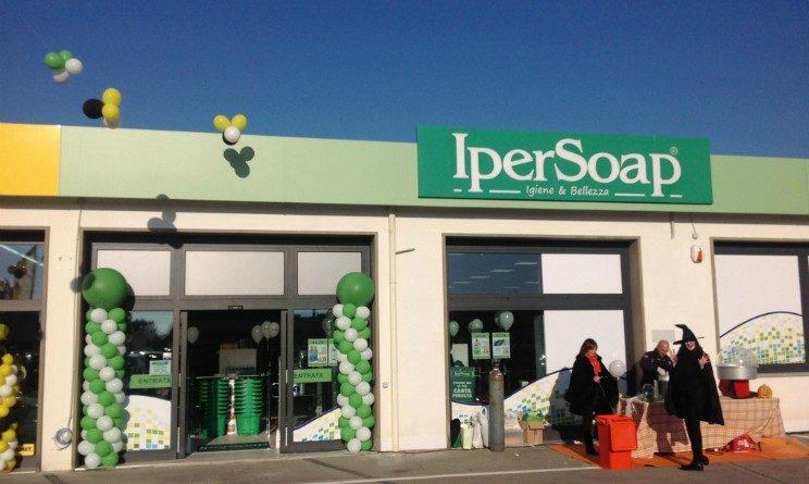 Ipersoap lavora con noi 2018, posizioni aperte per aiuto commessi in tutta Italia