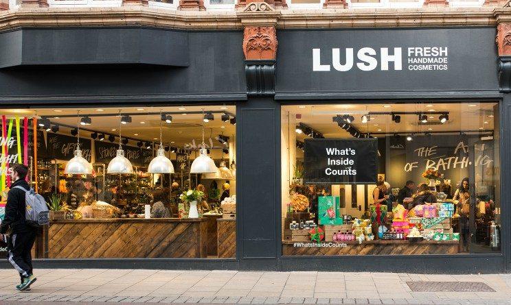 Lush lavora con noi novembre 2017, posizioni aperte per addetti vendita in tutta Italia