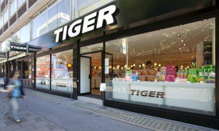 Tiger lavora con noi novembre 2017, posizioni aperte per addetti vendita
