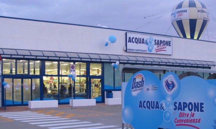 Acqua e Sapone lavora con noi 2018, assunzioni per commessi, cassieri e scaffalisti per nuova apertura