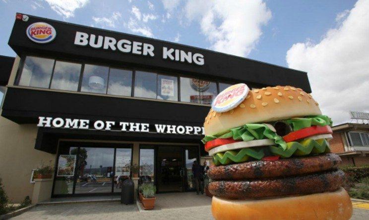 Burger King lavora con noi 2018, posizioni aperte per addetti alla ristorazione veloce