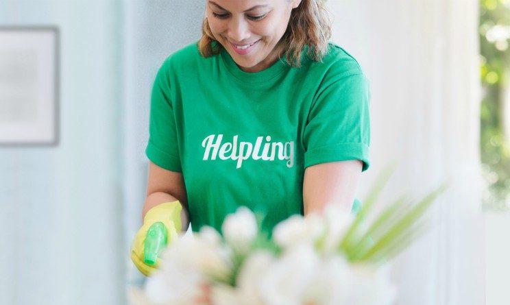 Helpling lavora con noi, selezioni per addetti pulizie
