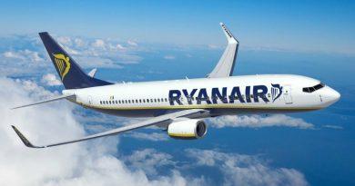 Ryanair lavora con noi gennaio 2018, nuovi colloqui per assistenti di volo