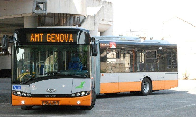 AMT Genova lavora con noi 2018, posizioni aperte per autisti di autobus