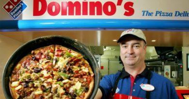 Domino's Pizza lavora con noi 2018, 100 posti per addetti consegne e alla preparazione pizza in Italia