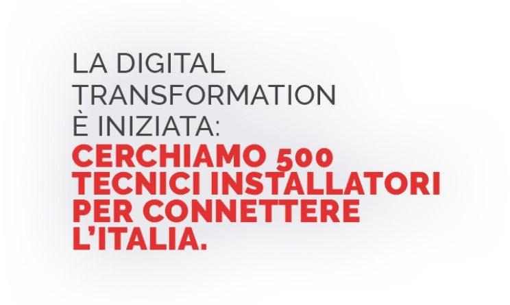Ennova lavora con noi 2018, 500 posti per tecnici in tutta Italia