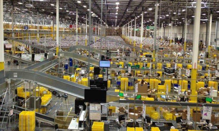 Amazon lavora con noi 2018, nuova apertura, 2000 posti per magazzinieri, operai e altre figure