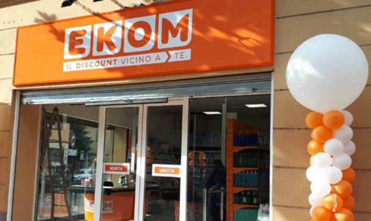 Ekom lavora con noi 2018, nuova apertura, si selezionato commessi, scaffalisti e altre figure