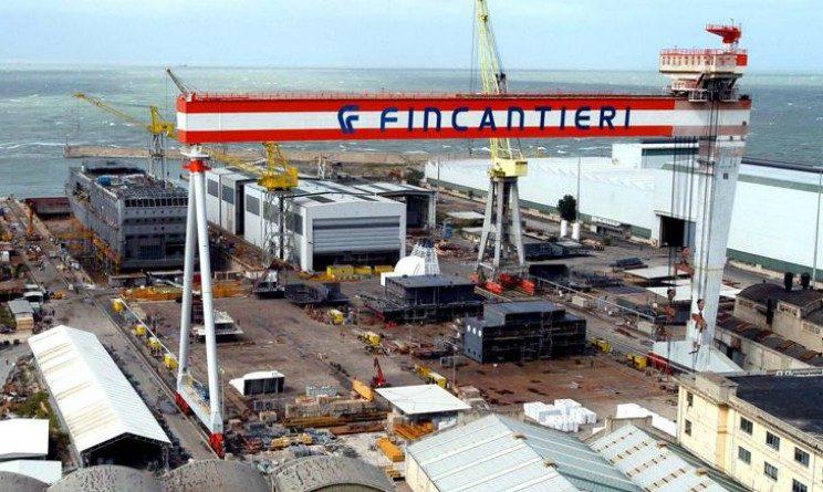 Fincantieri lavora con noi 2018, 200 posizioni aperte per operai e altre figure del settore