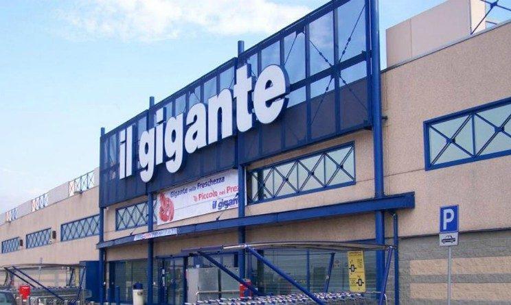 Il Gigante lavora con noi 2018, selezioni per commessi, scaffalisti e addetti di reparto