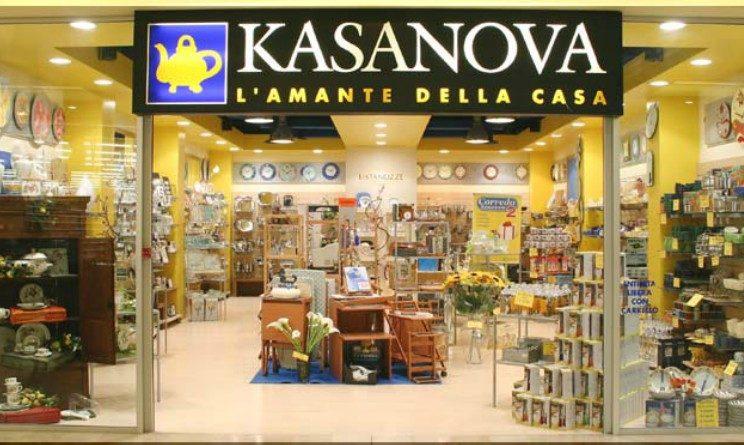 Kasanova lavora con noi 2018, selezioni per commessi, magazzinieri, vetrinisti e altre figure