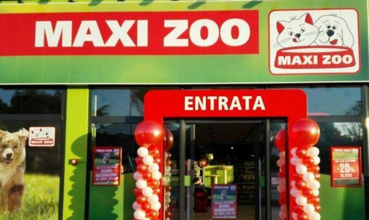 Maxi Zoo lavora con noi, posizioni aperte