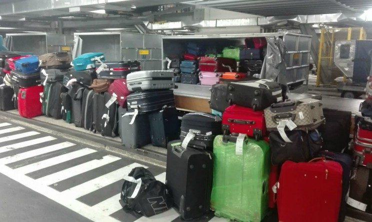 Offerte di lavoro per addetti ai bagagli, 42 posti disponibili per personale con licenza media