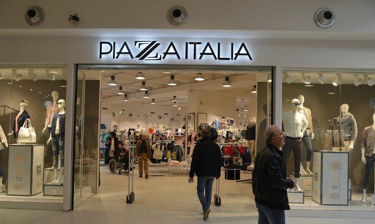 Piazza Italia lavora con noi, posizioni aperte