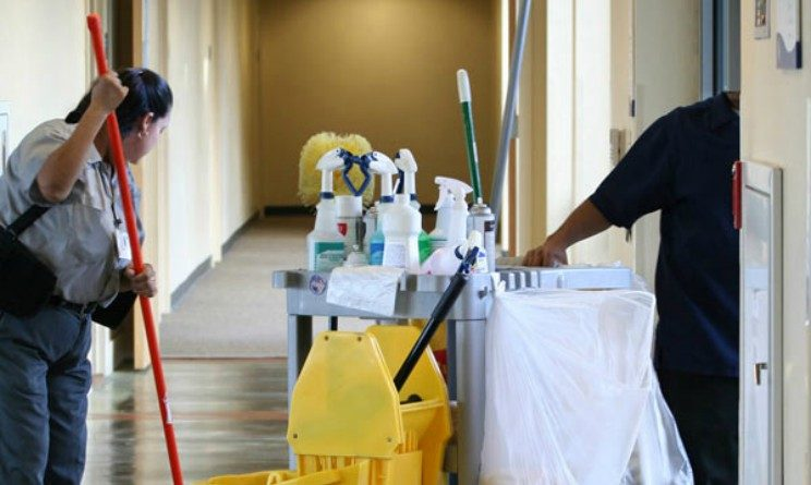 Alter lavora con noi 2018, selezioni per addetti alle pulizie con licenza media