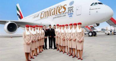 Emirates Airlines lavora con noi, selezioni per assistenti di volo senza esperienza