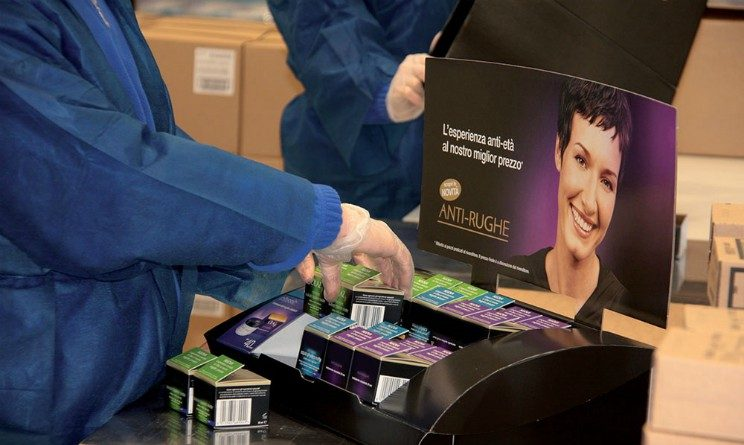 Gi Group seleziona 15 addetti al confezionamento cosmetico con licenza media