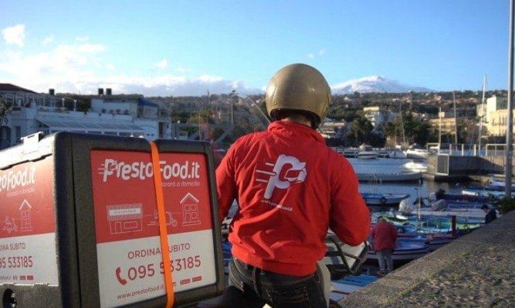 Prestofood lavora con noi, selezioni per addetti alle consegna in 6 citta