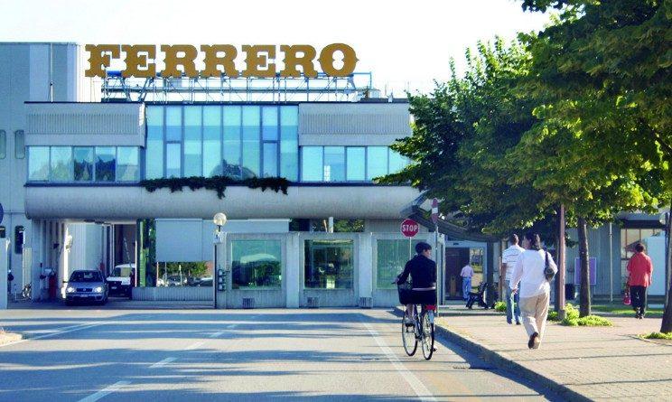 Ferrero lavora con noi, 150 posti per addetti al confezionamento e alle linee di produzione