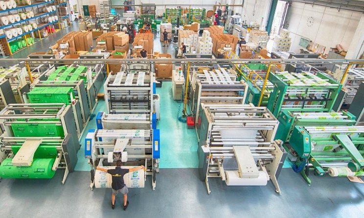 Flexopack lavora con noi, 10 assunzioni per operai addetti alla produzione di sacchetti bio