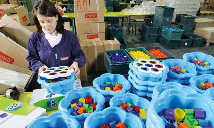 Manpower seleziona 10 addetti al confezionamento e assemblaggio di giocattoli
