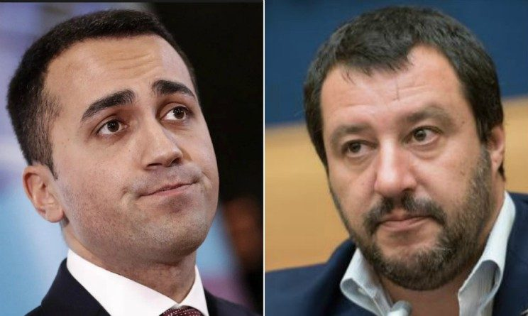 Pensioni 2018, Di Maio e Salvini porteranno contratto di Governo in Parlamento