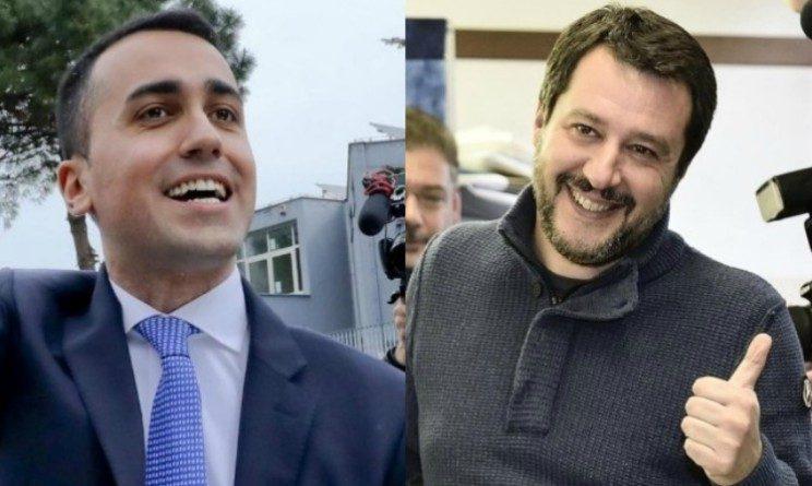 Riforma pensioni, Di Maio a Salvini, insieme per abolire legge Fornero e fomare Governo