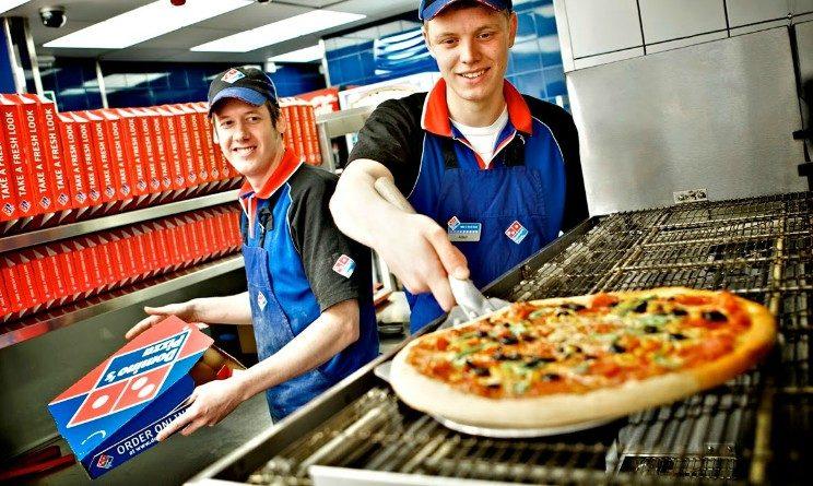 Domino s pizza assunzioni Torino 2018, 3 aperture, 60 posti disponibili