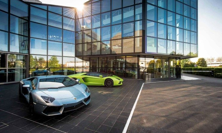 Risultati immagini per Lamborghini: Accordo per 150 assunzioni