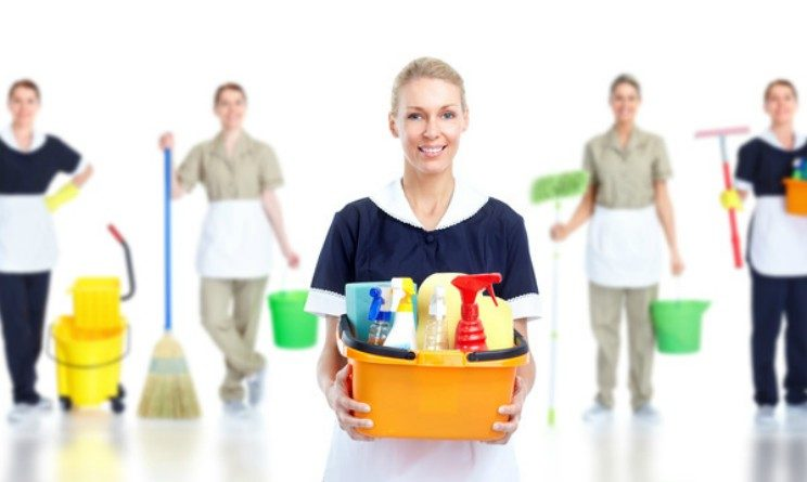 Sanitaservice lavora con noi 2018, 30 posti per addetti alle pulizie con licenza media