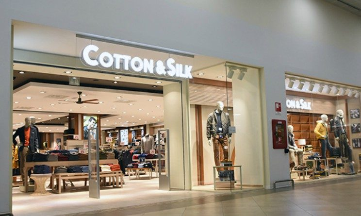Cotton&Silk lavora con noi 2018, posti per commessi in 10 citta