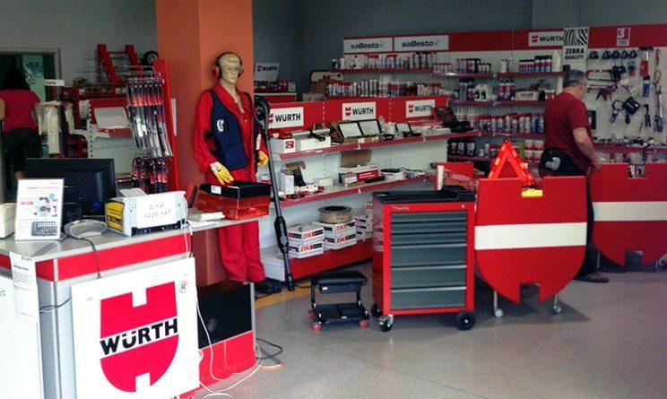 Wurth lavora con noi 2018, posti per commessi, tecnici, venditori e ingegneri in tutta Italia