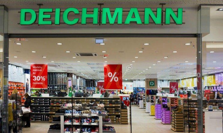 Deichmann lavora con noi 2018, 30 posti per commessi