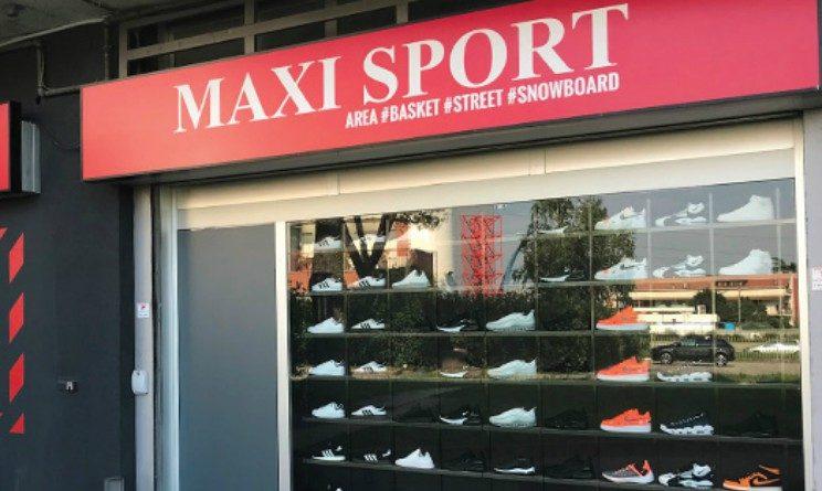 Maxi Sport lavora con noi, nuova apertura, 40 posti