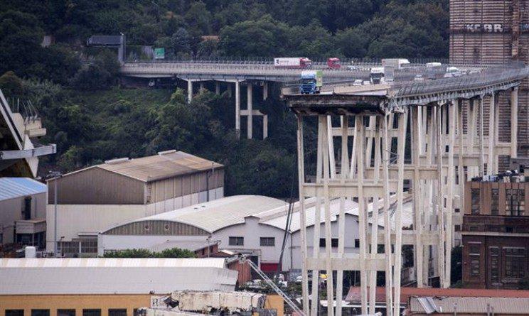 Ponte Morandi Genova, 500 assunzioni con Decreto emergenza