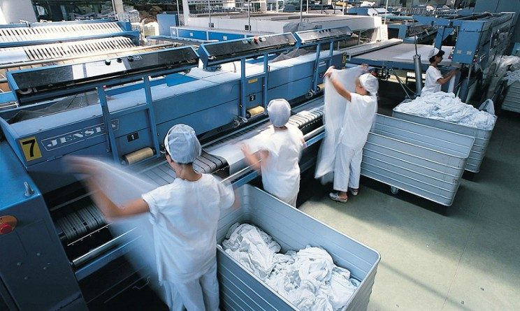 Synergie seleziona addetti alla lavanderia industriale e confezionamento lenzuola