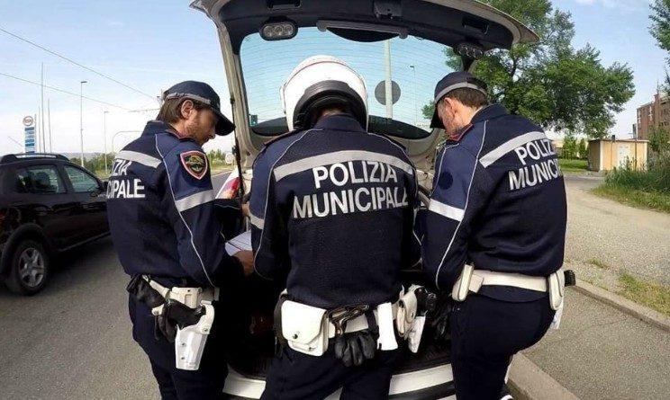 Risultato immagini per polizia municipale pisa