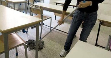 H-International School seleziona un bidello con licenza media